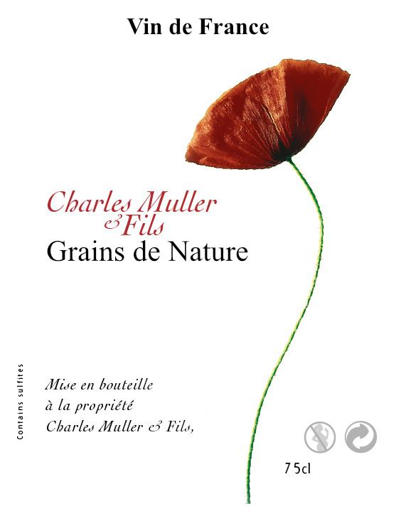 Grains de Nature<br />(Vin de France)